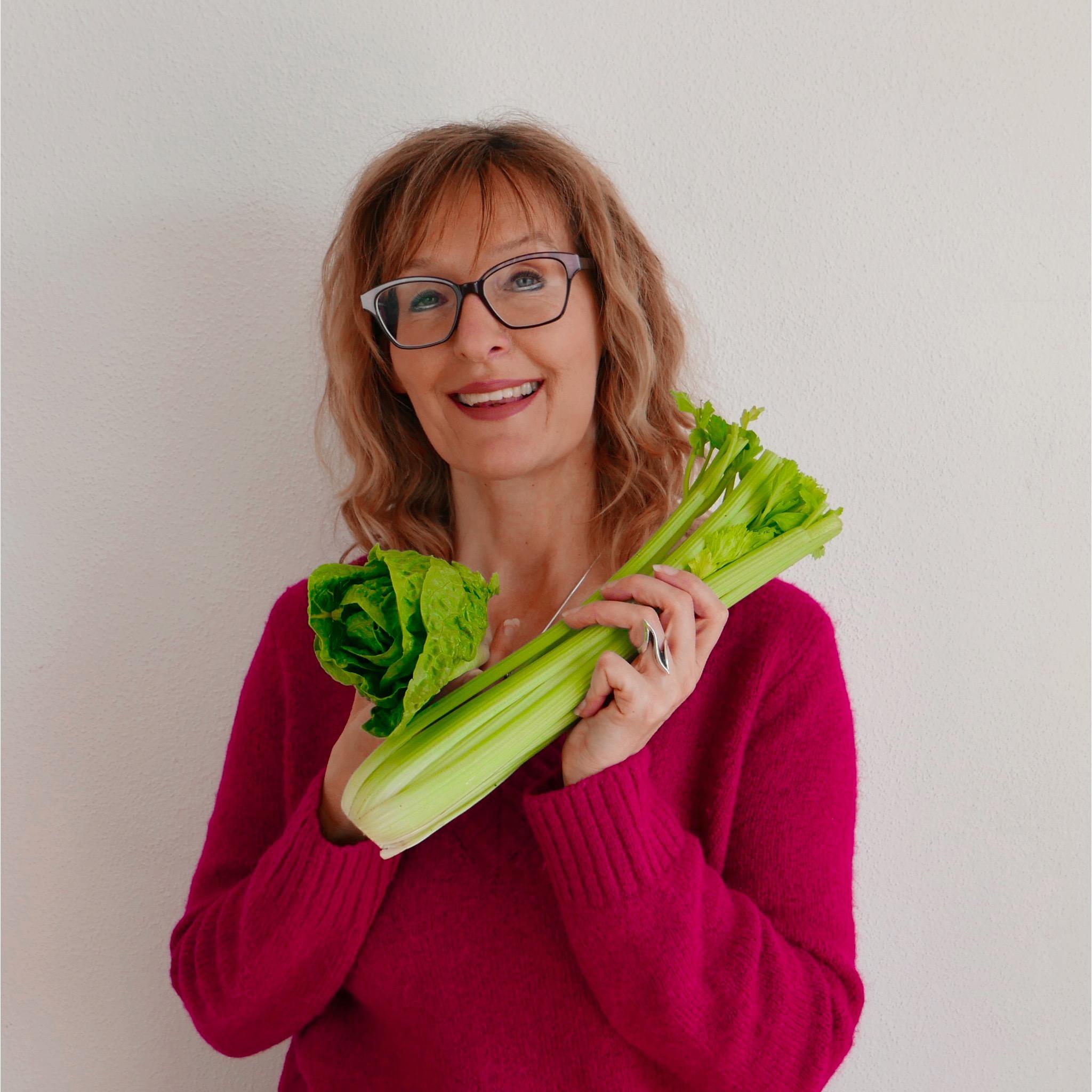 Wieviel Grün isst Du täglich?